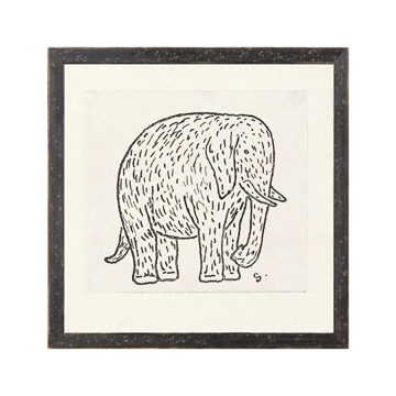 Picture of COLLECTION 12 GESTAL, ELEPHANT