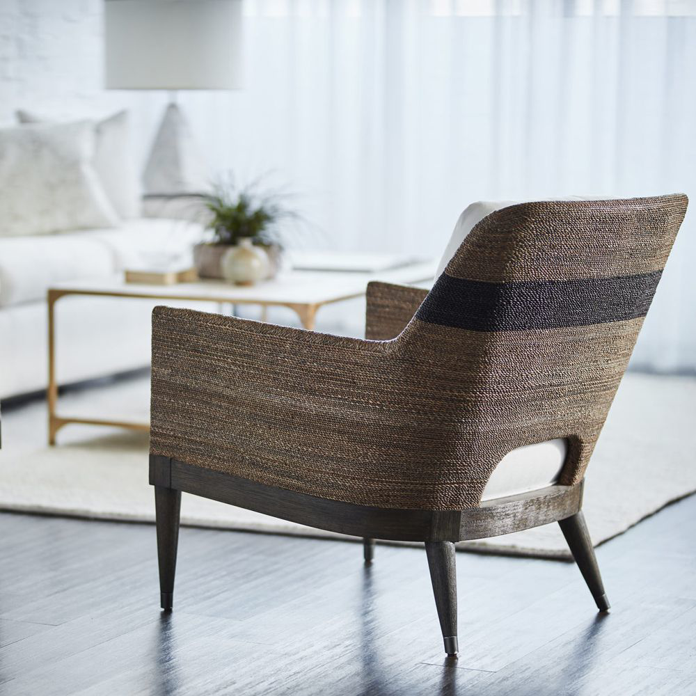 Picture of FRITZ ROPE LOUNGE CHAIR
