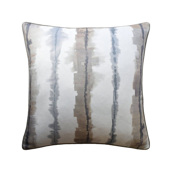 Picture of FICHETO PILLOW, 20X20, LIN/TAU