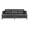 Picture of WHITAKER LEATHER SOFA