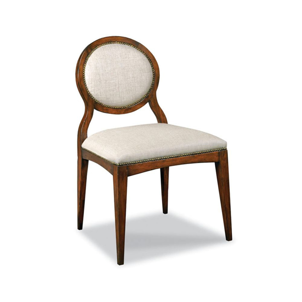 Picture of VENTURA OVAL SIDE CHAIR