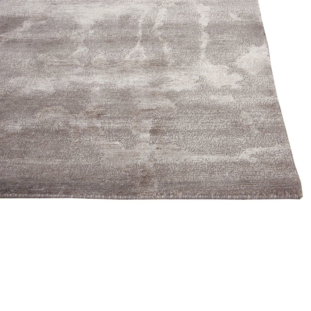 Picture of SILK SHADOWS RUG, 8X10 SILVER