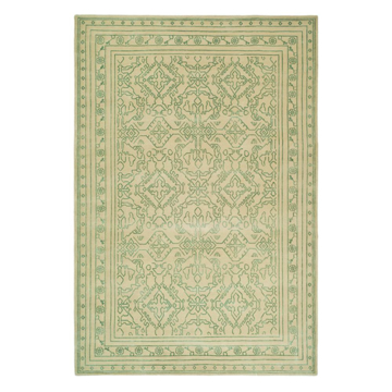 Picture of INGRID RUG, 8X10 BLUE/GREEN