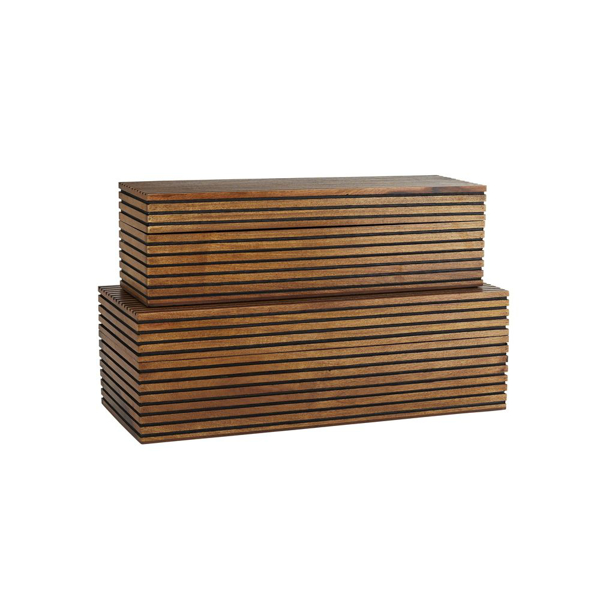 Picture of TRINITY WOOD BOXES, SET/2