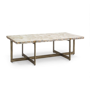 Picture of DURHAM FOS CLAM COCKTAIL TABLE