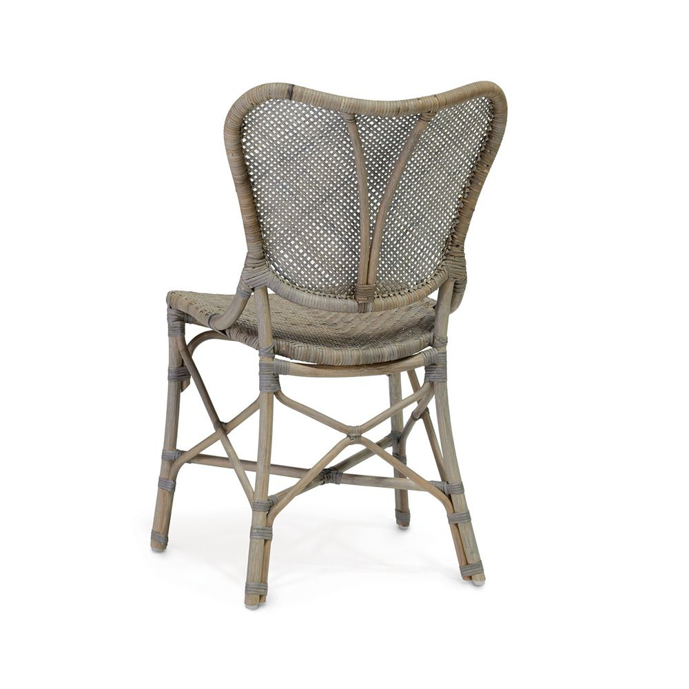 Picture of JORDAN SIDE CHAIR, GREY