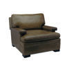 Picture of MACINTOSH LEATHER CHAIR