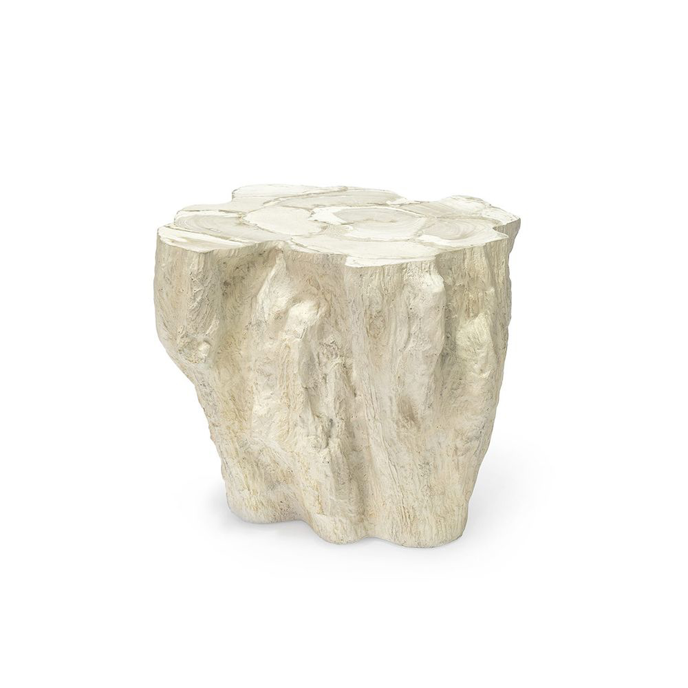 Picture of CAMILLA FOSSIL CLAM SIDE TABLE