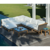 Picture of AZORES SECTIONAL OTTOMAN