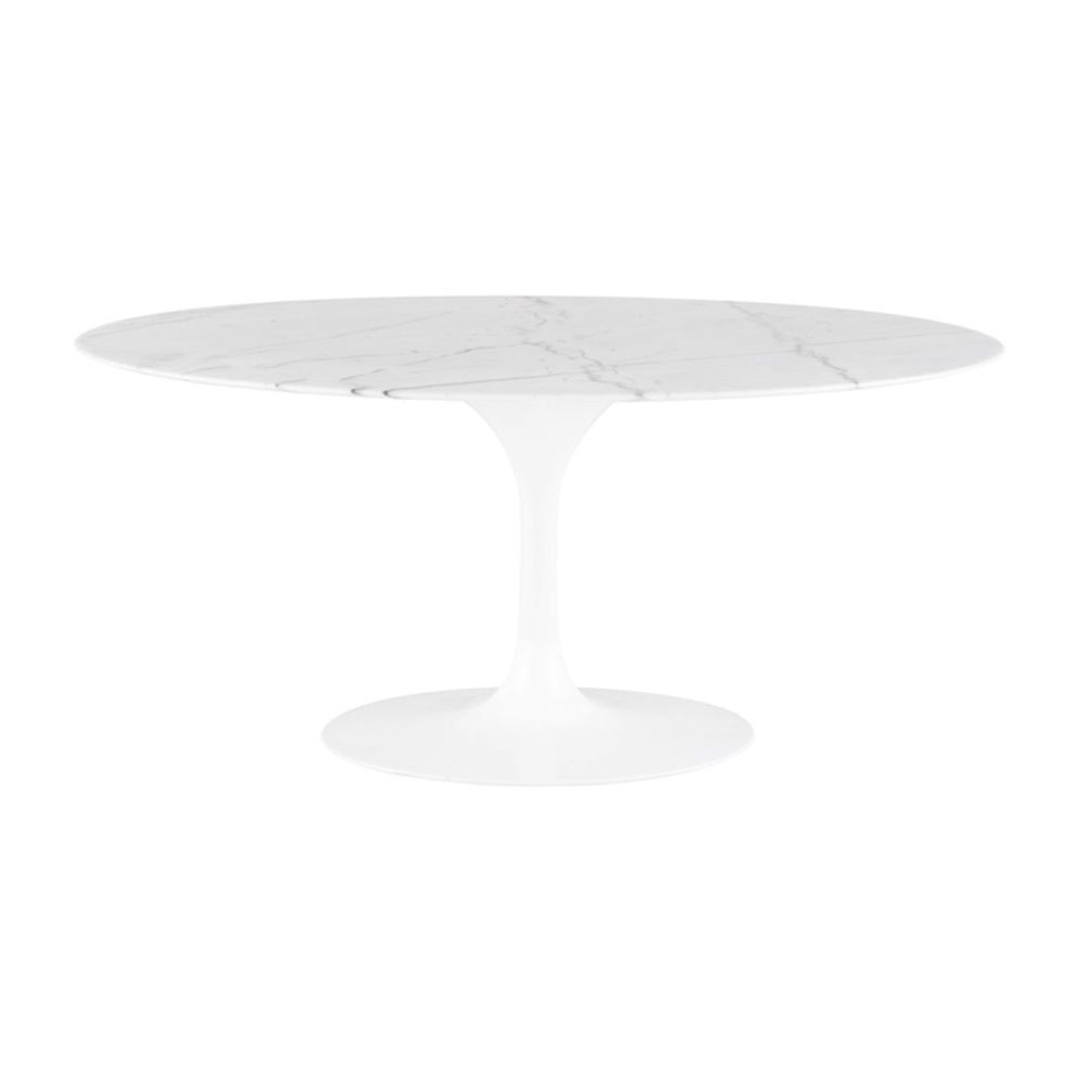 Picture of ECHO OVAL DINING TABLE