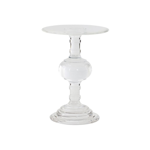 Picture of AUBREY ROUND CHAIRSIDE TABLE