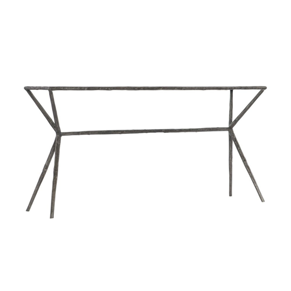 Picture of LAMBETH METAL CONSOLE TABLE