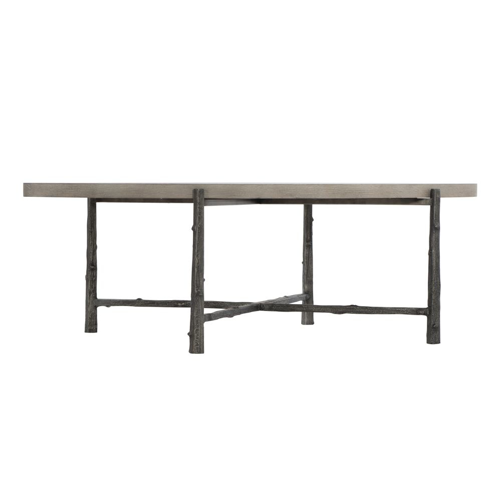 Picture of WARFORD OVAL COCKTAIL TABLE