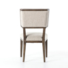 Picture of JAX DINING CHAIR, HONEY WHEAT