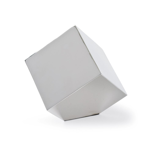 Picture of CLOSED STANDING CUBE, NICKEL