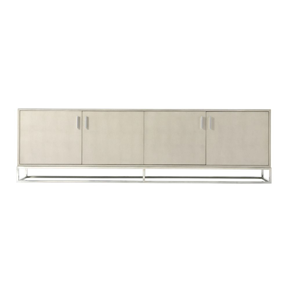 Picture of FISHER MEDIA CABINET, OVERCAST