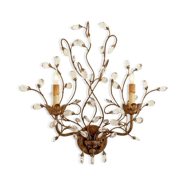 Picture of CRYSTAL BUD WALL SCONCE