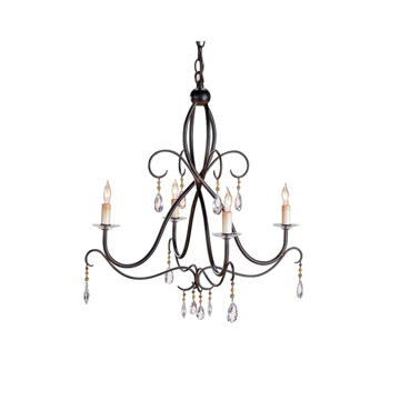 Picture of TULA CHANDELIER