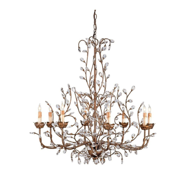 Picture of CRYSTAL BUD CHANDELIER, LG