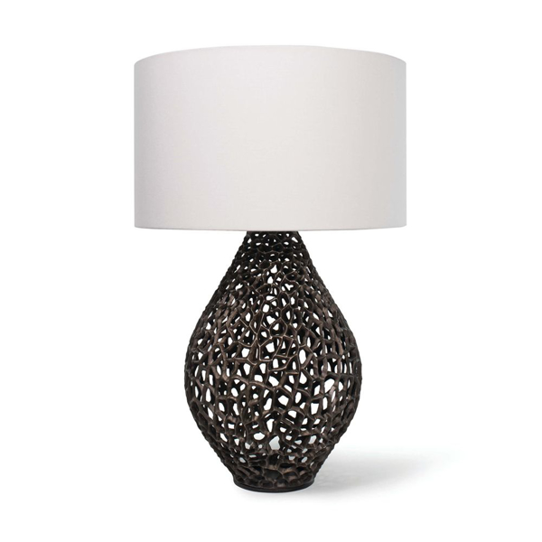 Picture of JETT TABLE LAMP, BRONZE