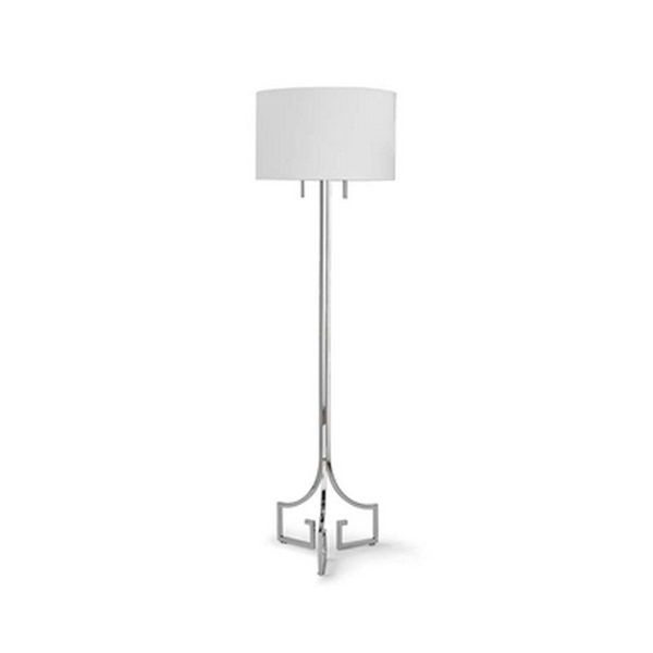 Picture of LE CHIC NICKEL FLOOR LAMP