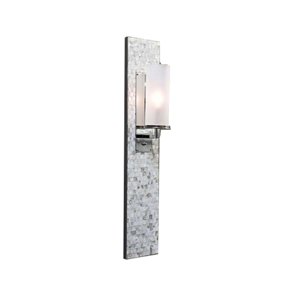 Picture of MOTHER OF PEARL WALL SCONCE