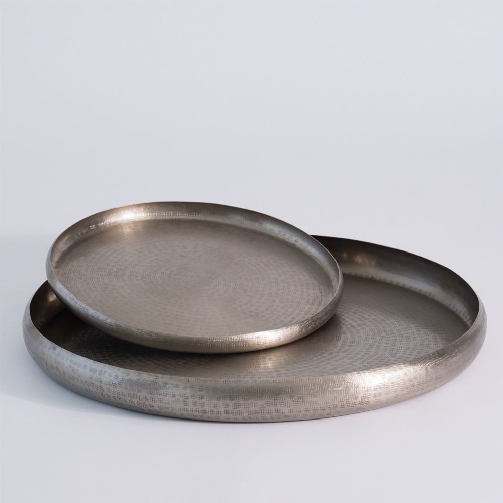 Picture of OFFERING TRAY ANT. NICKEL, LG