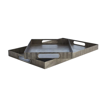 Picture of KOKORO ETCHED RECT TRAY,NKL LG
