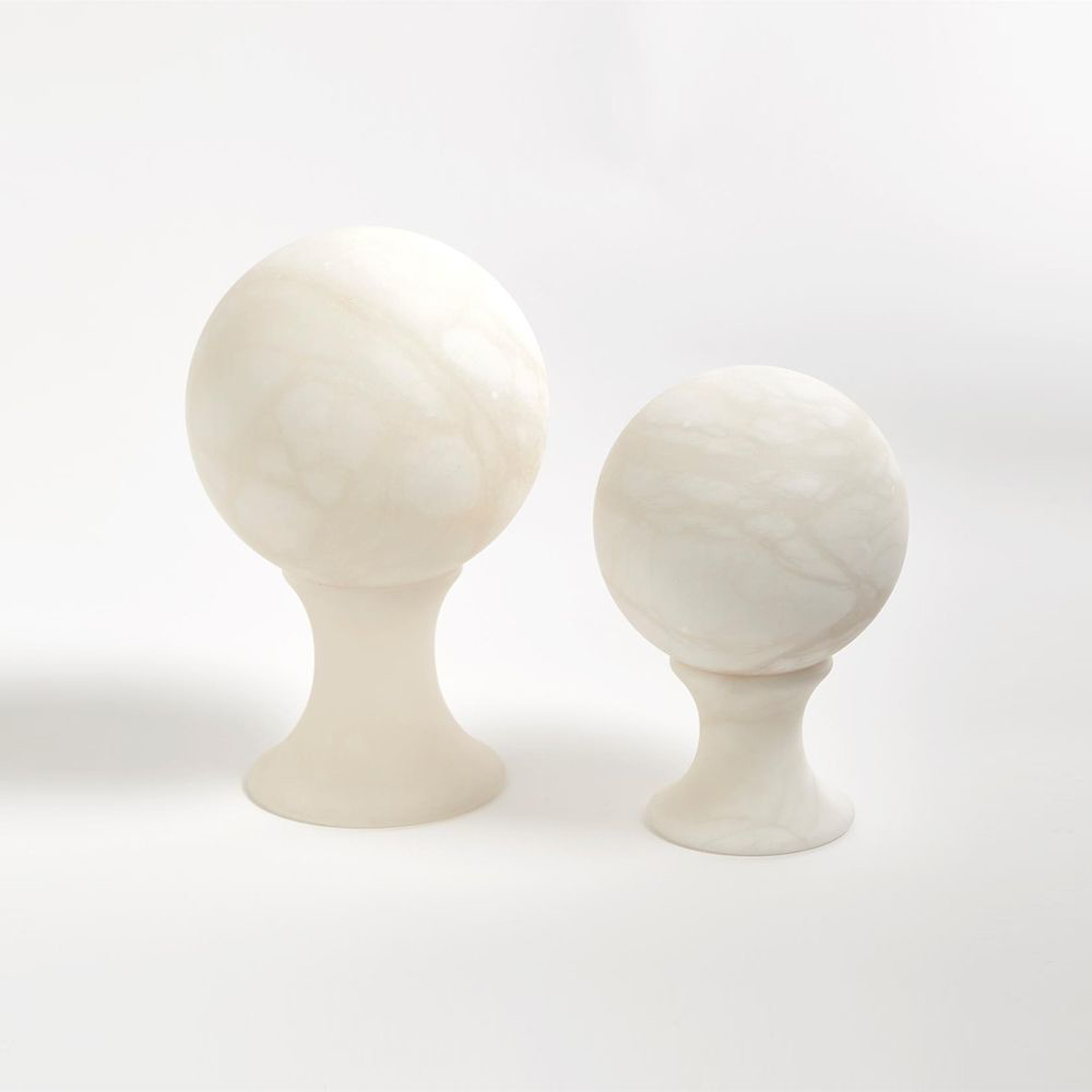 Picture of ALABASTER SPHERE STAND, SM