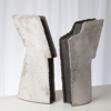 Picture of WING SCULPTURE-RAKU, RIGHT