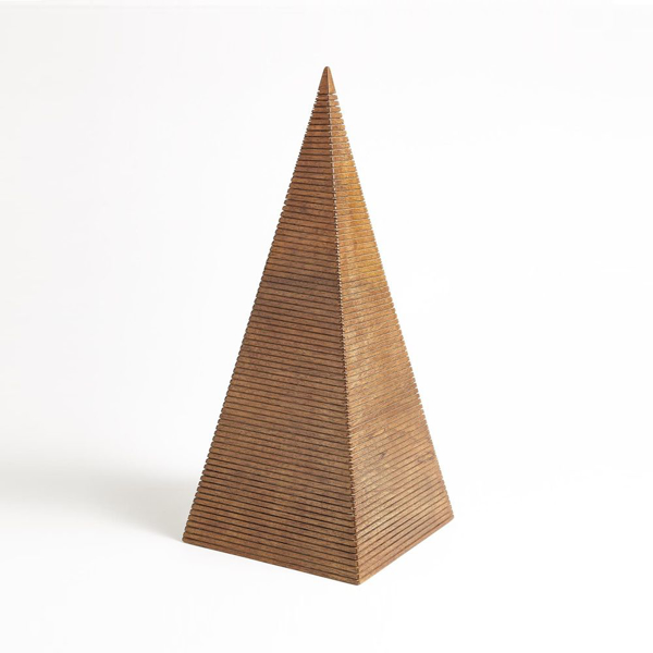 Picture of BEAUMONT WOODEN PYRAMID