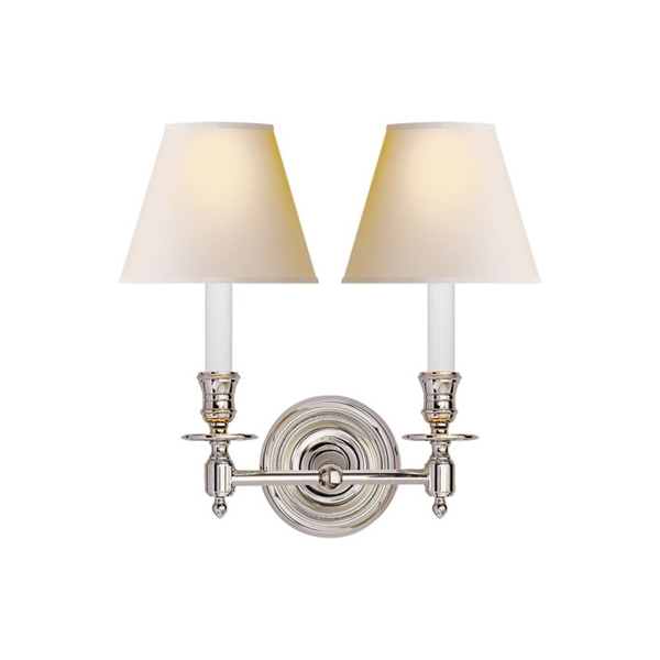Picture of FRENCH DOUBLE SCONCE, PN