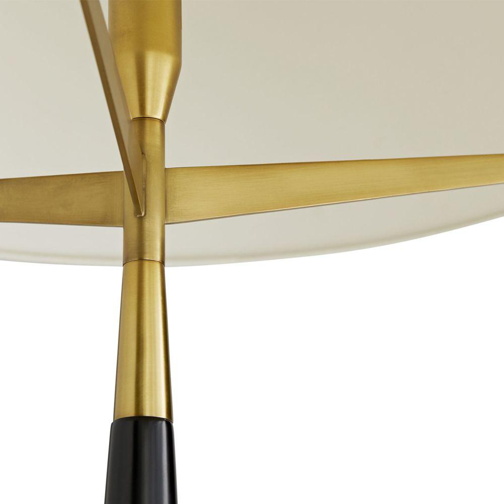 Picture of ELDON FLOOR LAMP, BLK
