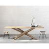 Picture of MIKADO DINING TABLE, OAK