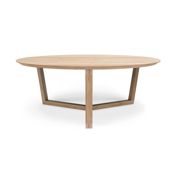 Picture of TRIPOD COFFEE TABLE, OAK