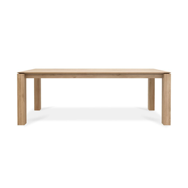 Picture of SLICE DINING TABLE, OAK