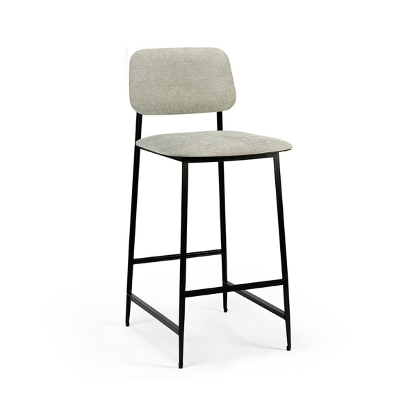 Picture of DEX COUNTER STOOL, LIGHT GREY