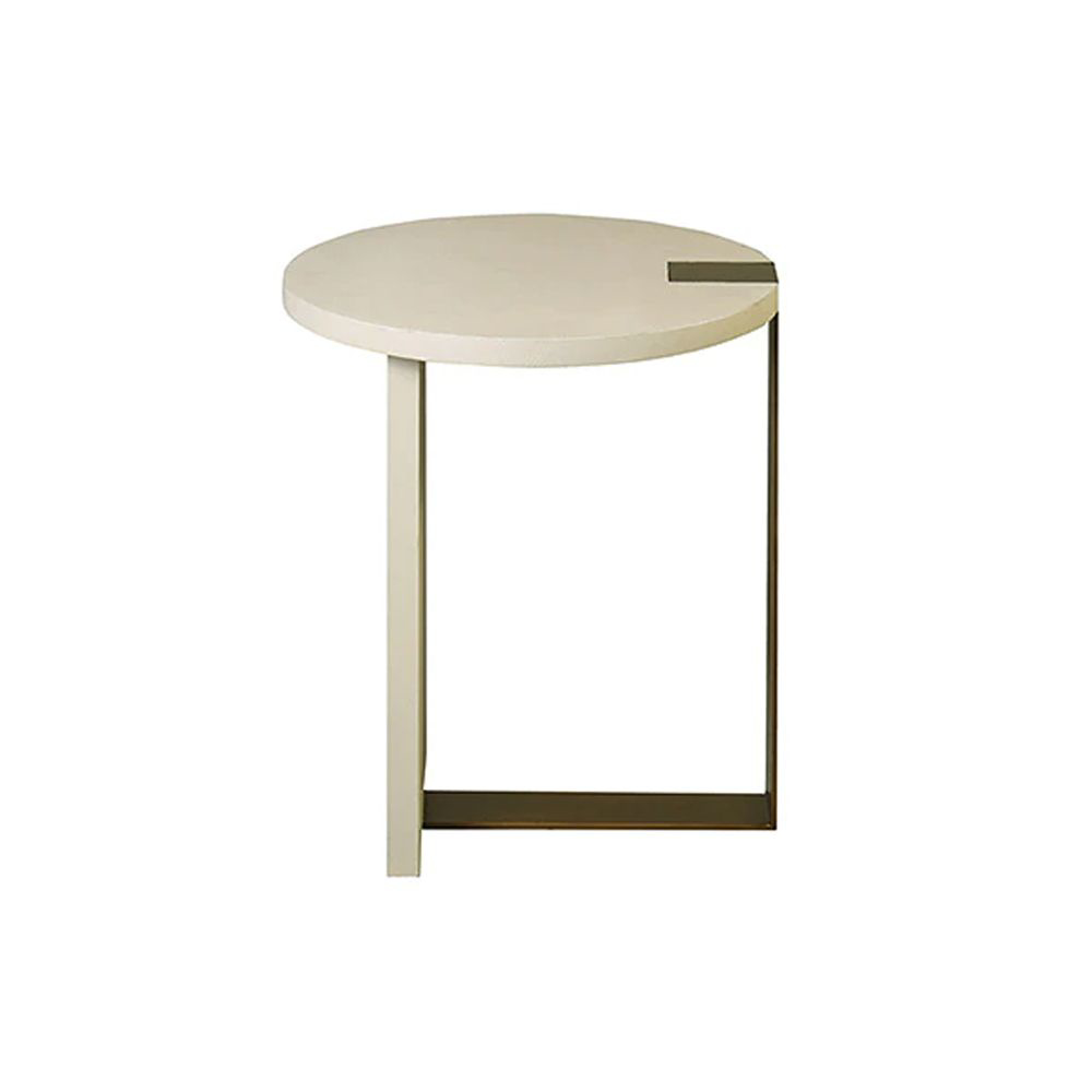 Picture of HARRINGTON SIDE TABLE, CREAM