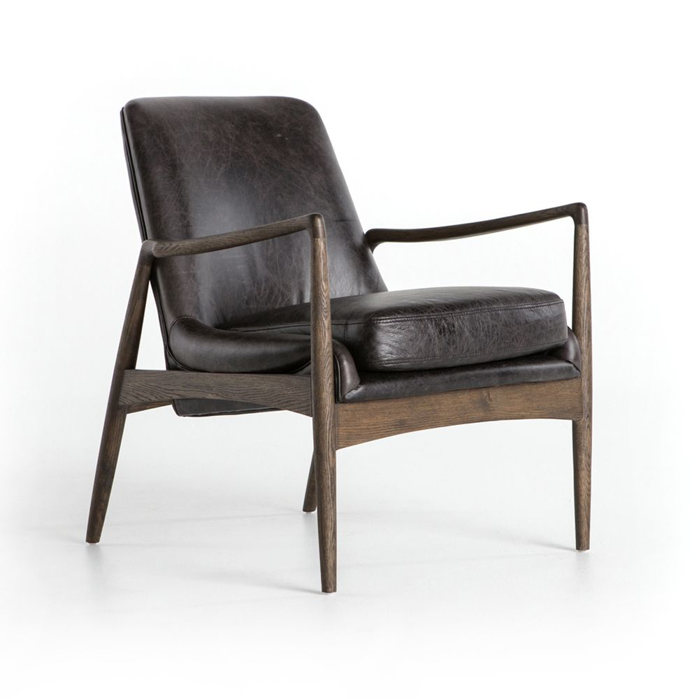 Picture of BRADEN CHAIR, DURANGO SMOKE