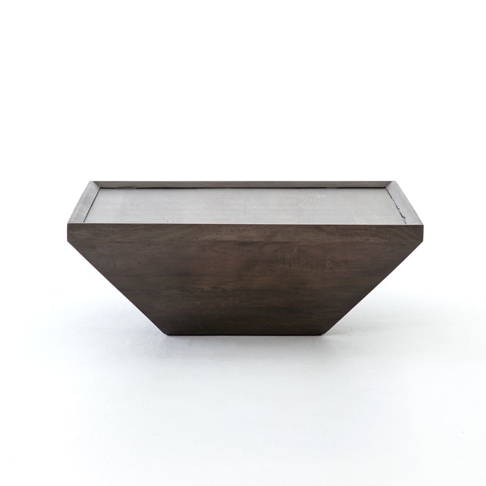 Picture of DRAKE COFFEE TABLE, COAL GREY