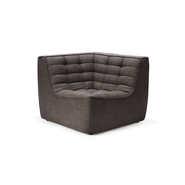 Picture of TUFTED SECTIONAL-CORNER, DG