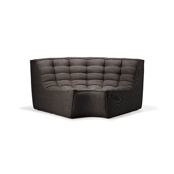 Picture of TUFTED SECTIONAL-CURVE CNR, DG