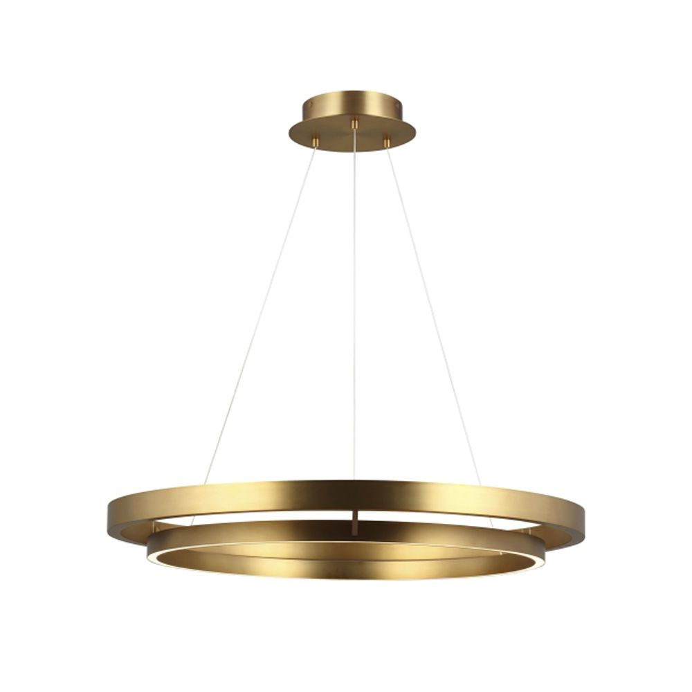 Picture of GRACE 36 CHANDELIER, AG BR