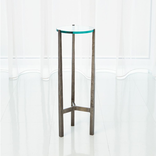 Picture of OCULUS TABLE, NATURAL IRON