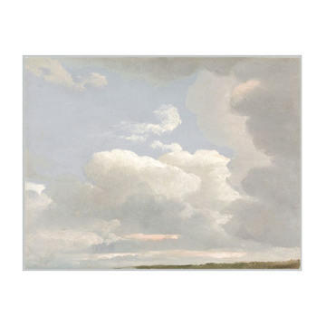 Picture of CLOUD STUDY C.1800S-FR. CANVAS