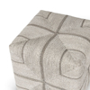 Picture of FRITZ ROPE SQUARE OTTOMAN, FW