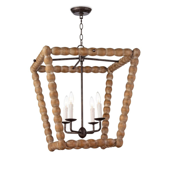 Picture of PERENNIAL LANTERN, NATURAL