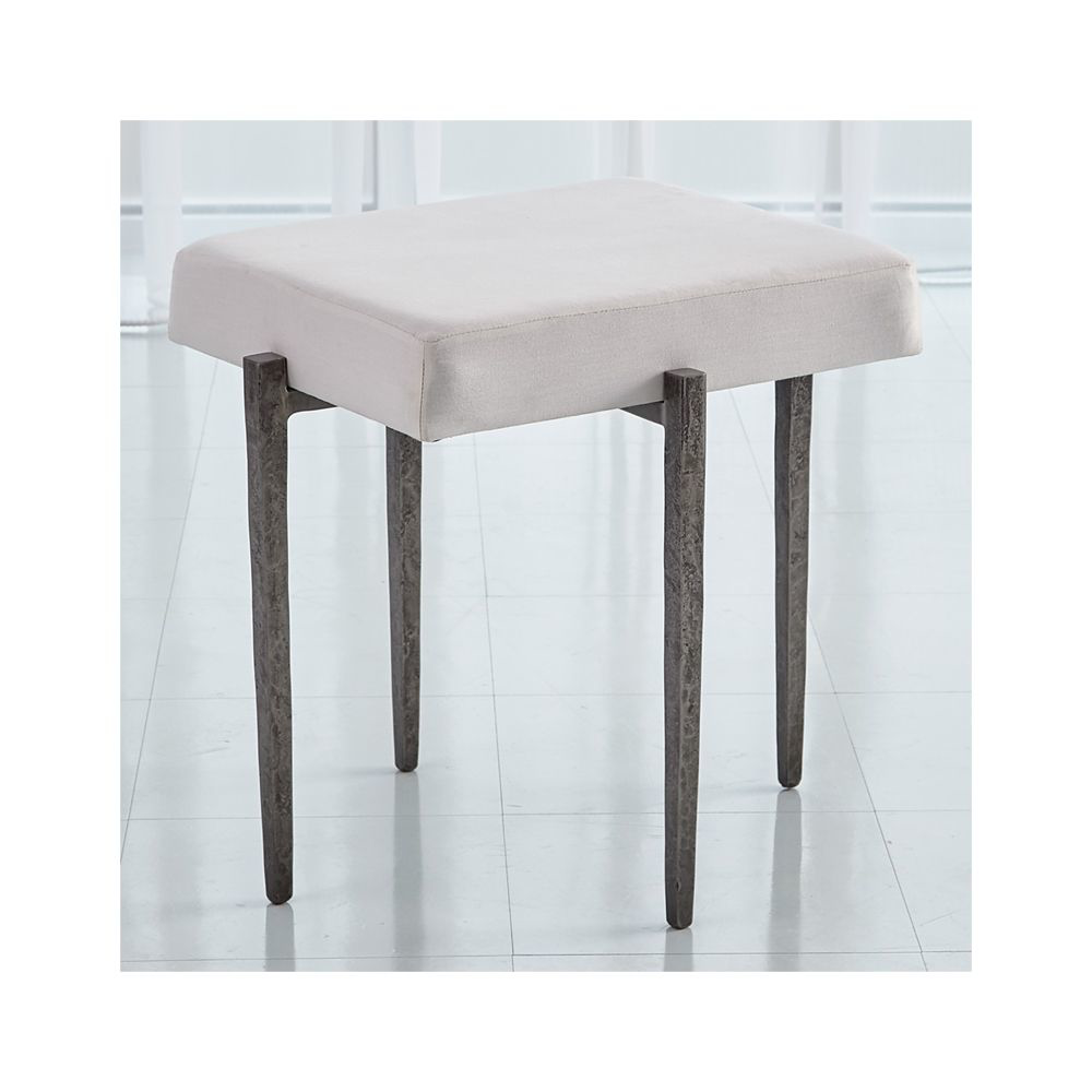 Picture of LAFORGE BENCH, NATURAL IRON
