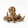 Picture of OCTOPUS, MATTE GOLD