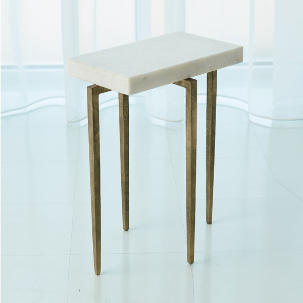Picture of LAFORGE ACCENT TABLE, ANT GOLD